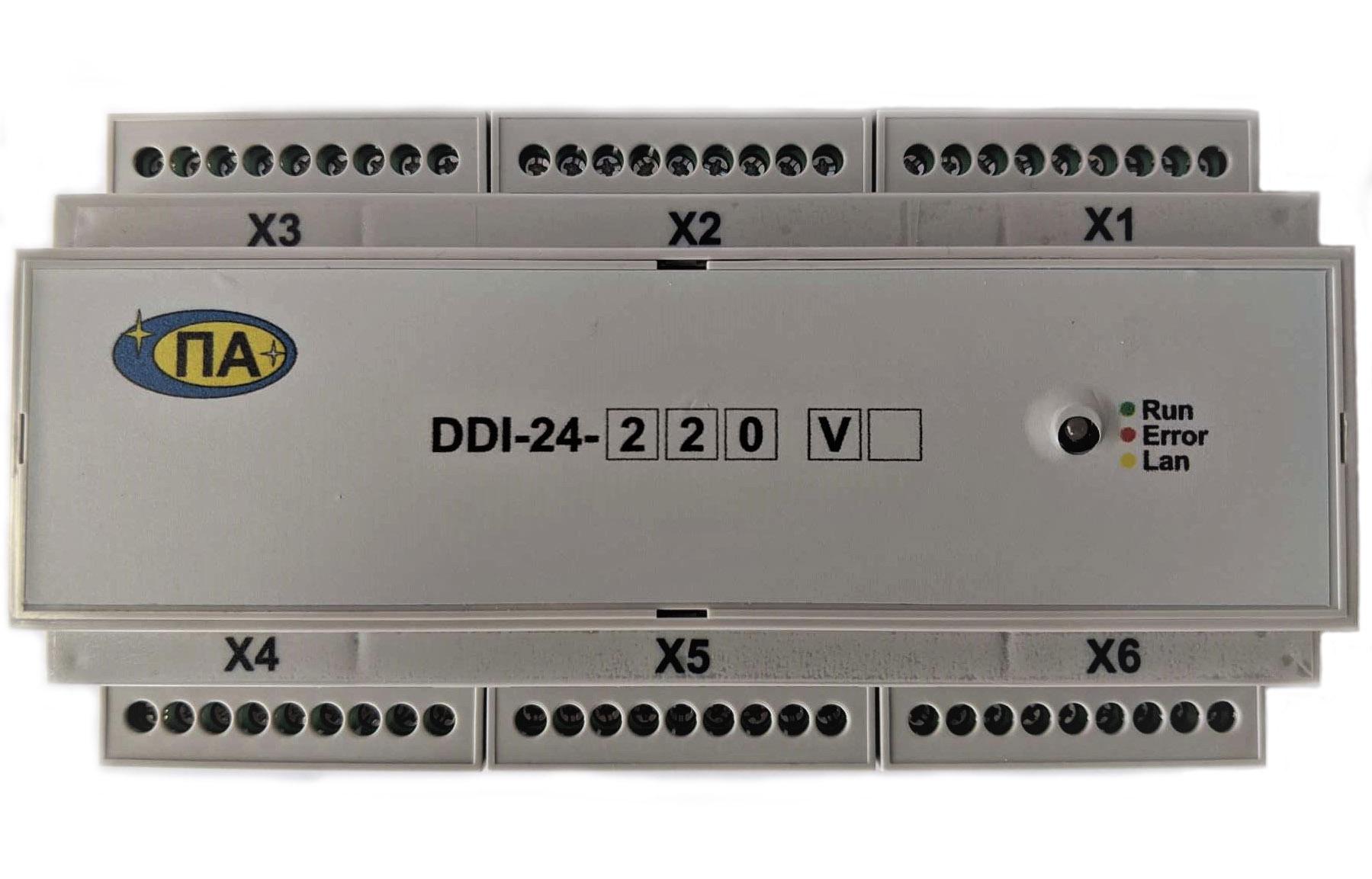 Device DDI-24 – 220V АIАR.426449.001